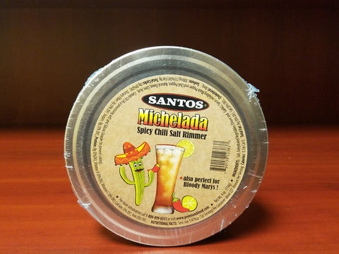 Santos Michelada Spicy Chili Salt Rimmer