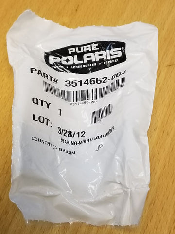 Polaris Main Bearing 2013-2015 Ranger Xp 900 & Rzr 4 Xp 900 1000