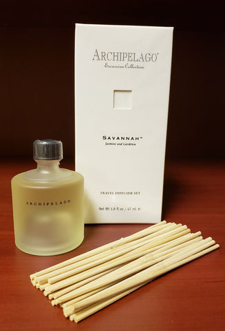 Archipelago Excursion Travel Diffuser Savannah Jasmine, Gardenia - 1