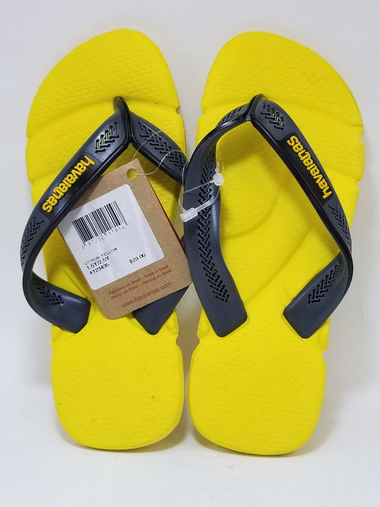 8af7a18b78f8 HAVAIANAS POWER SLIPPER FASHION YELLOW CHILD 4123435 – Import Trade Corp