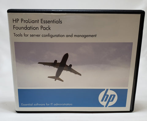 HP Proliant Essentials Foundation Pack Model 301972-B17