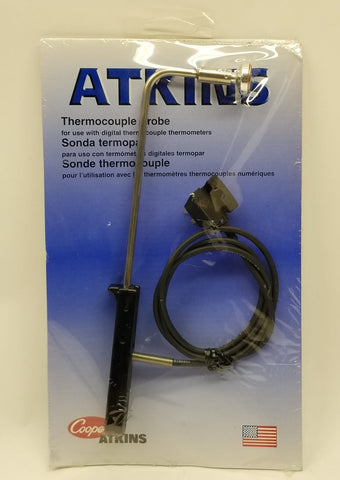 Cooper Atkins Bell Surface Probe for Tester 34032 34035 34040 34041