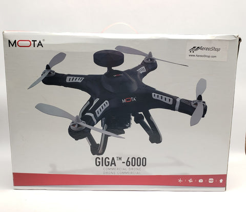 Mota HD Commercial Drone  Model : Giga-6000