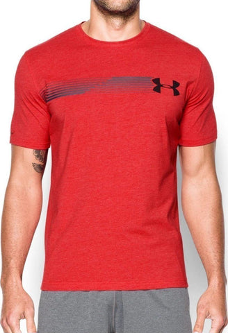 Under Armour 1271719 | Fast Logo | T-Shirt In Red