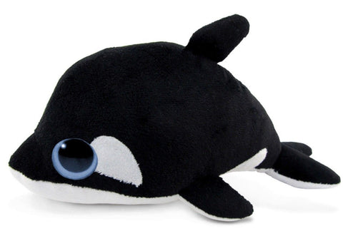 Puzzled Big Eye Killer Whale | 5205 | Plush 6 inch
