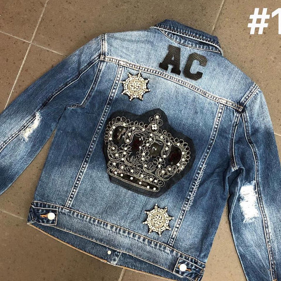Personalized Denim Jacket