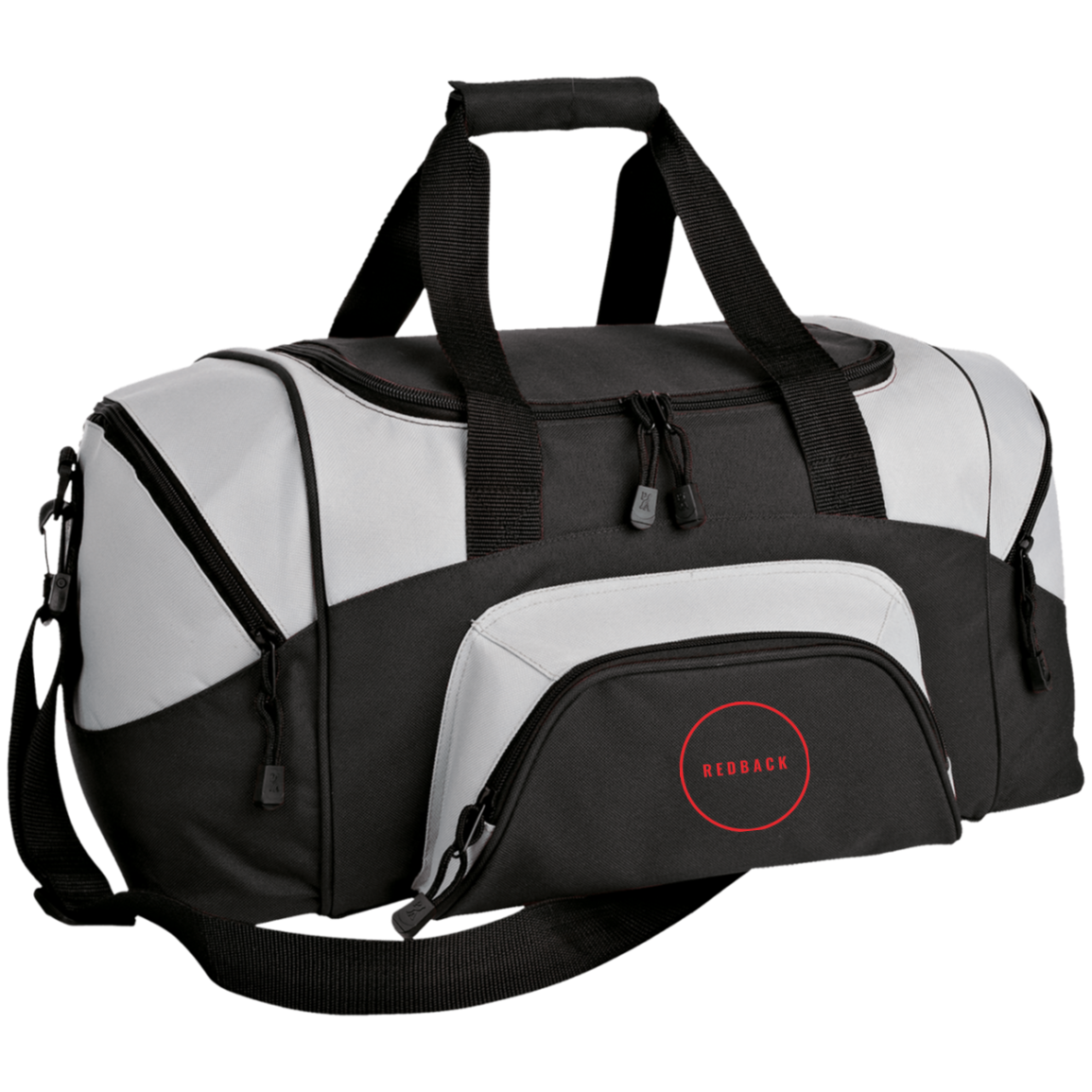 REDBACK Small Colorblock Sport Duffel Bag - DVD MODA