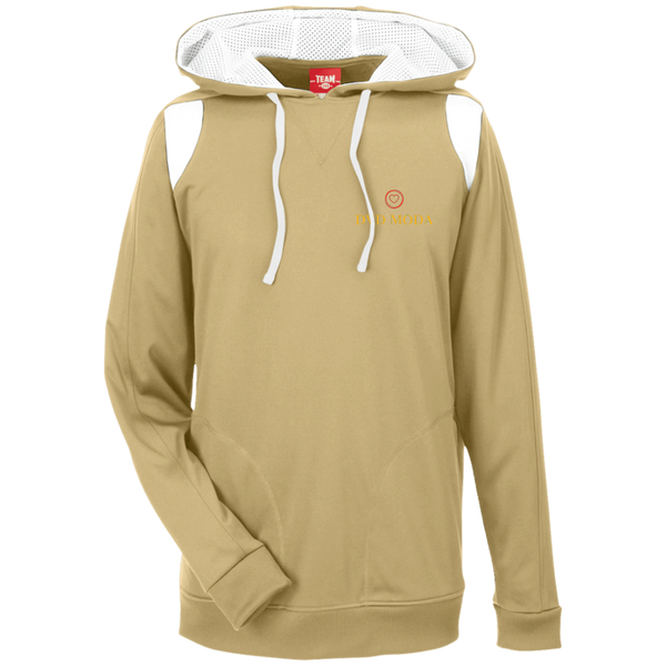 Colorblock Poly Hoodie - DVD MODA
