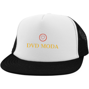 Trucker Hat with Snapback - DVD MODA