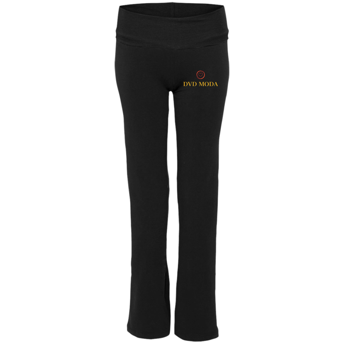 Boxercraft Ladies' Yoga Pants black - DVD MODA