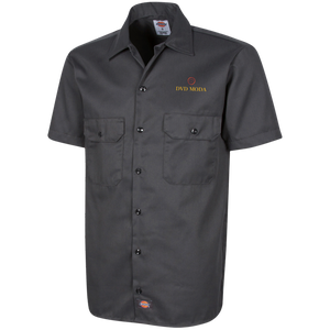 Dickies Men's Short Sleeve Workshirt - DVD MODA