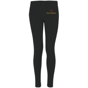 Boxercraft Women's Leggings black - DVD MODA