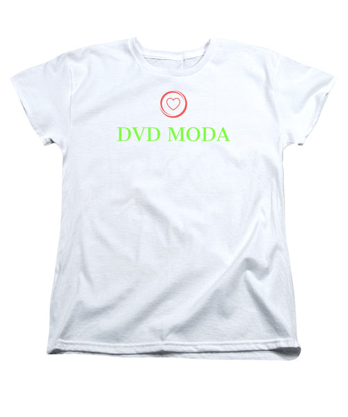 Dvd Moda - Women's T-Shirt (Standard Fit) - DVD MODA