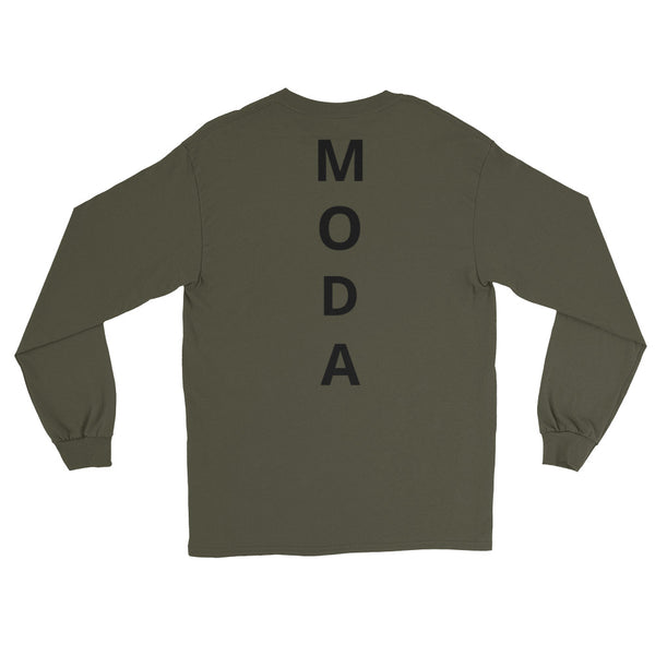 Long Sleeve T-Shirt DVD - DVD MODA