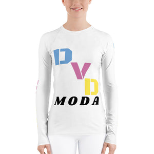 Women's Rash Guard STRAYA - DVD MODA