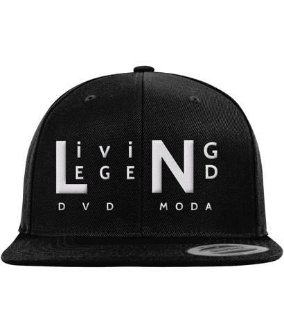 Yupoong The Classic Snapback LIVING LEGEND DVD MODA - DVD MODA