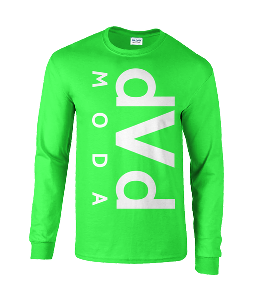 Gildan Ultra Cotton® Long Sleeve T-Shirt dvd MODA - DVD MODA