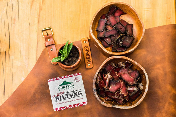 Venison Biltong from Chiltern Artisan