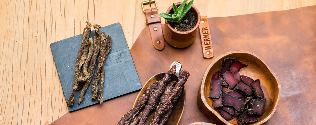 Chiltern Artisan beautiful Biltong