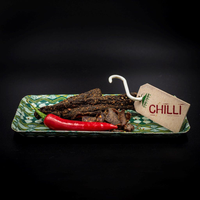 Beef Biltong Chilli Grab and Go Packs