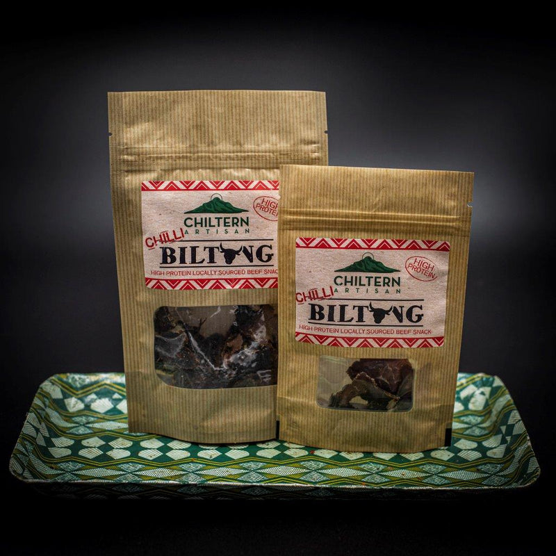 Beef Biltong Chilli (Unsliced)