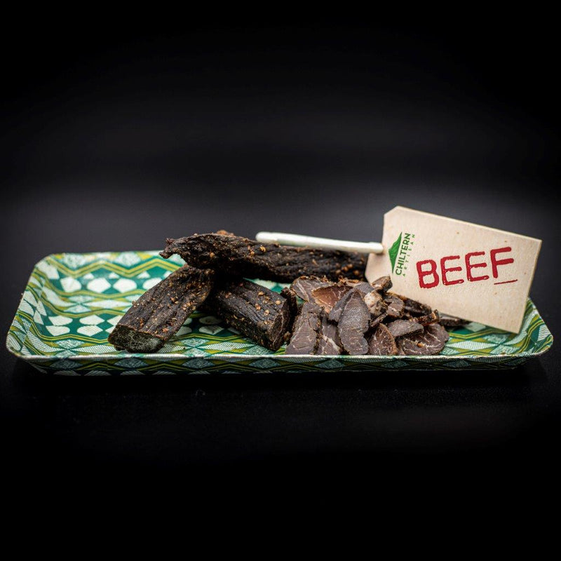 Beef Biltong Original Grab and Go Packs