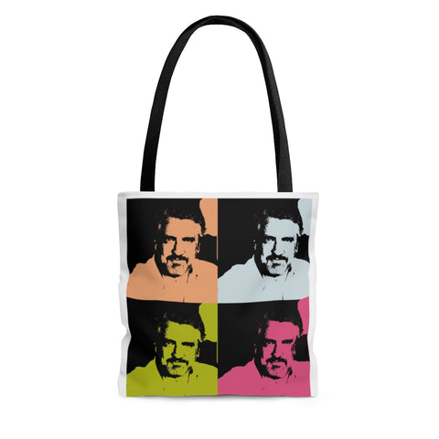 TOTE + DEL POP ART