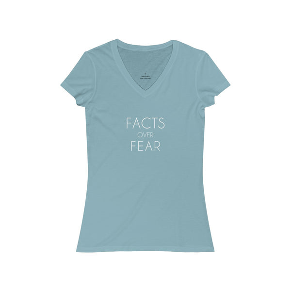 FITTED V + FACTS OVER FEAR