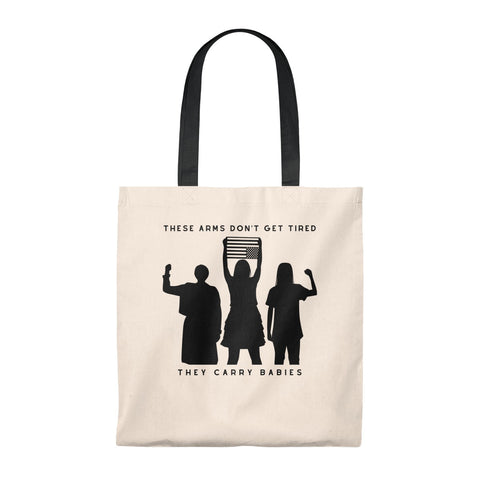 TOTE + WARRIOR WOMEN