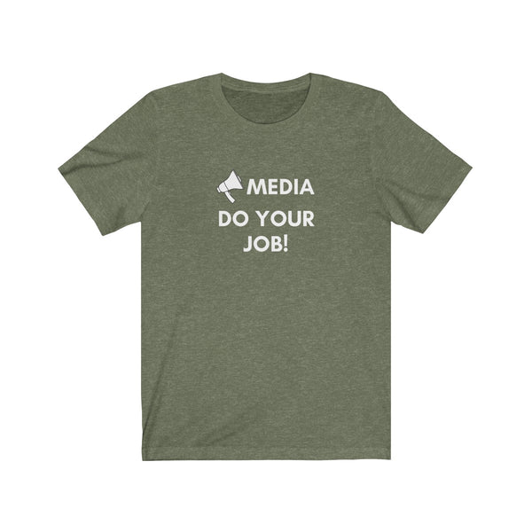 T-SHIRT + FAKE NEWS