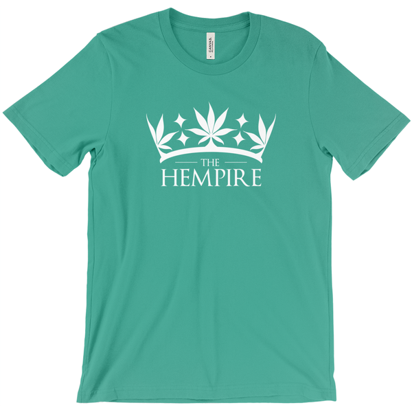HEMPIRE EXCLUSIVE + WHITE LOGO