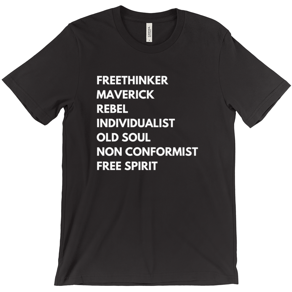 T-SHIRT + FREETHINKER