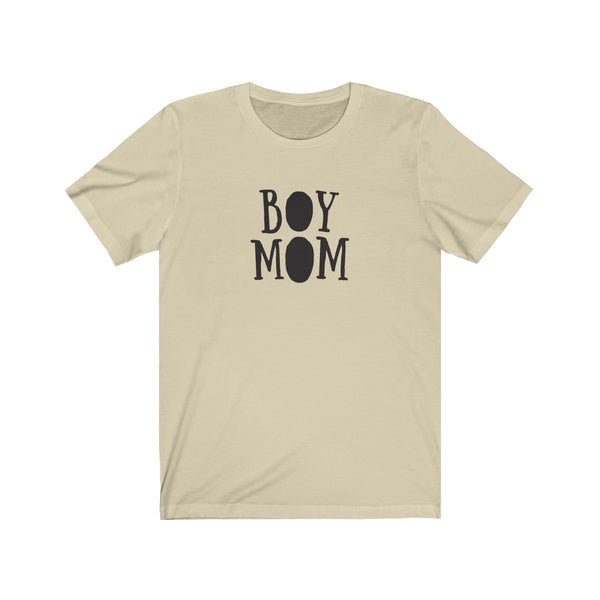 T-SHIRT + BOY MOM