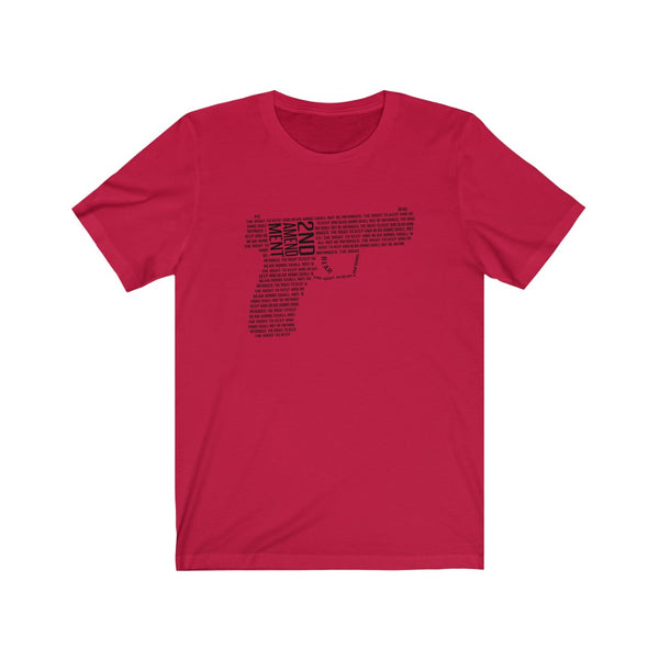 T-SHIRT + GUN RIGHTS