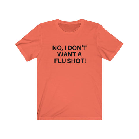 T-SHIRT + FLU SHOT