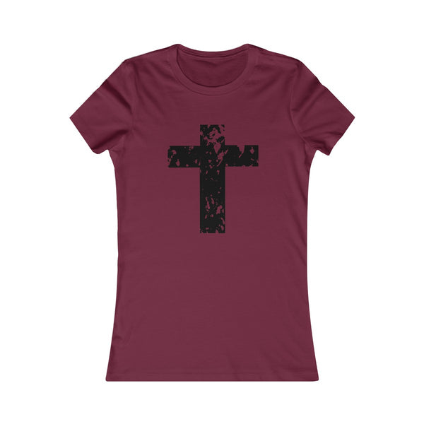 FITTED + CROSS TEE
