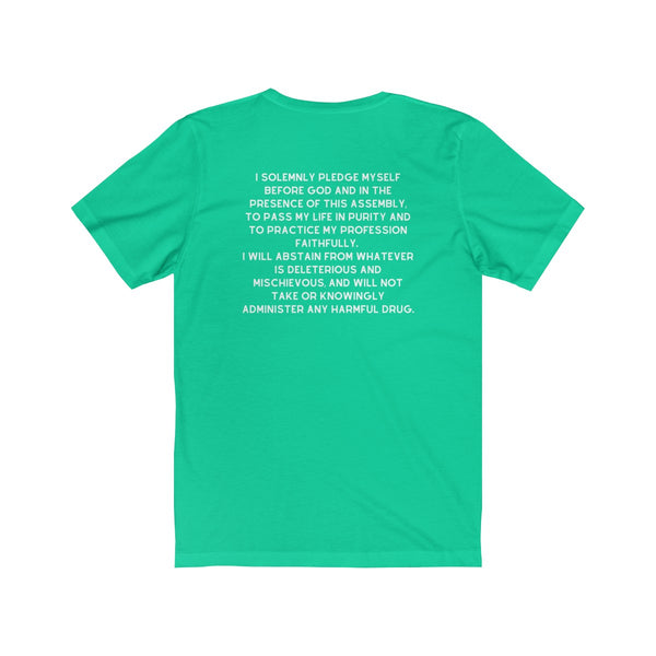 T-SHIRT + NURSES AGAINST VACCINATIONS
