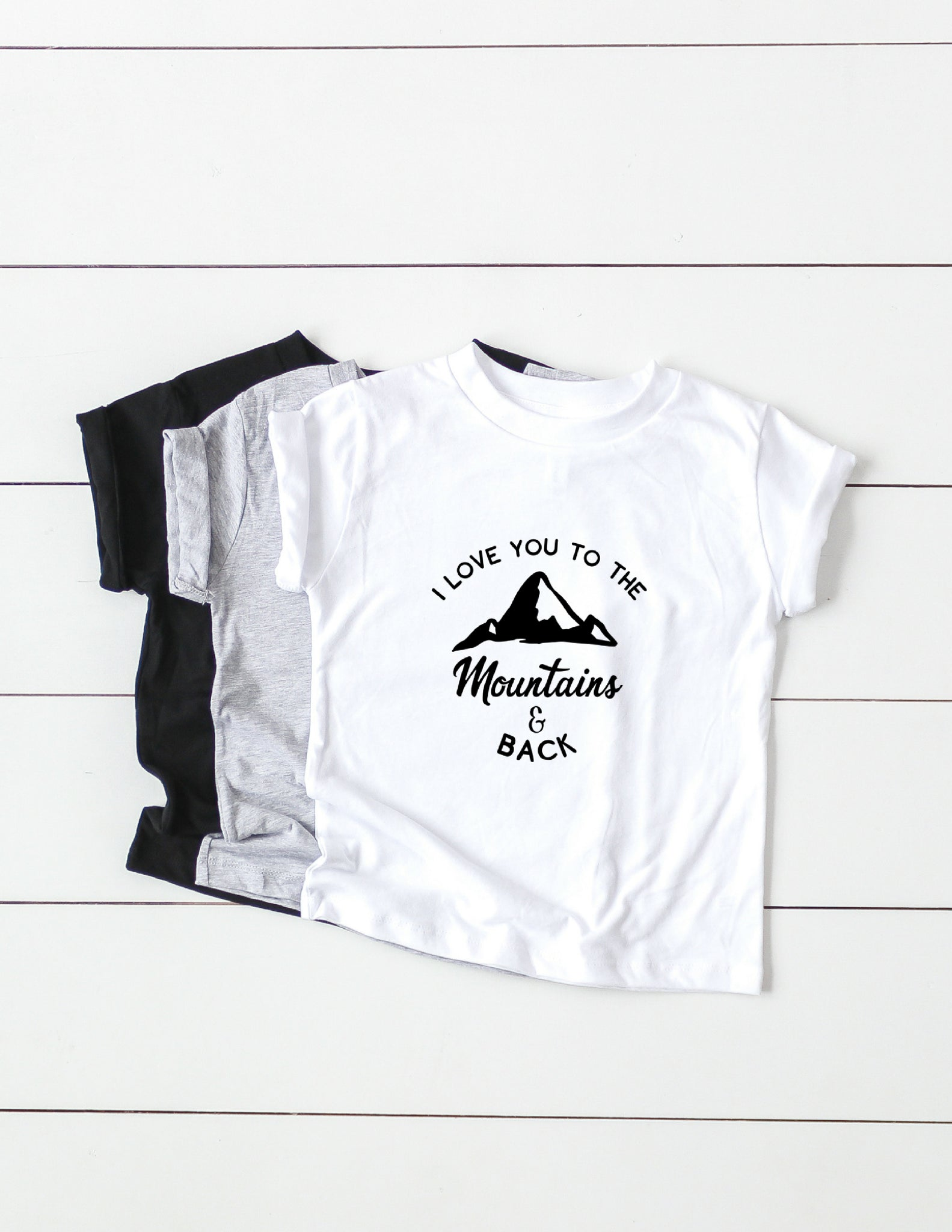 INFANT + MOUNTAINS