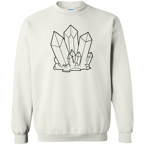 SWEATSHIRT + CRYSTALS