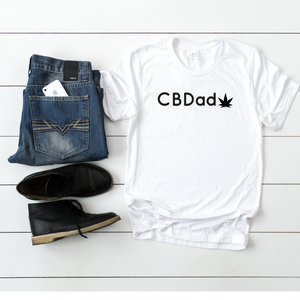 T-SHIRT + CBD DAD