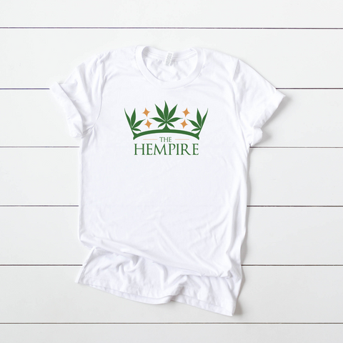 HEMPIRE EXCLUSIVE + GREEN LOGO