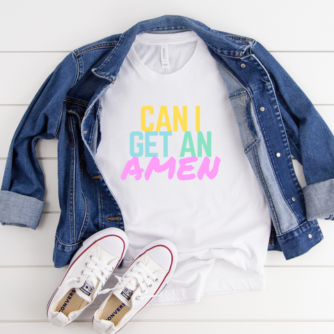 FITTED + GET AN AMEN