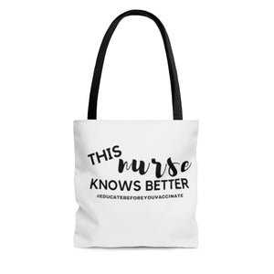 TOTE + KNOWS BETTER