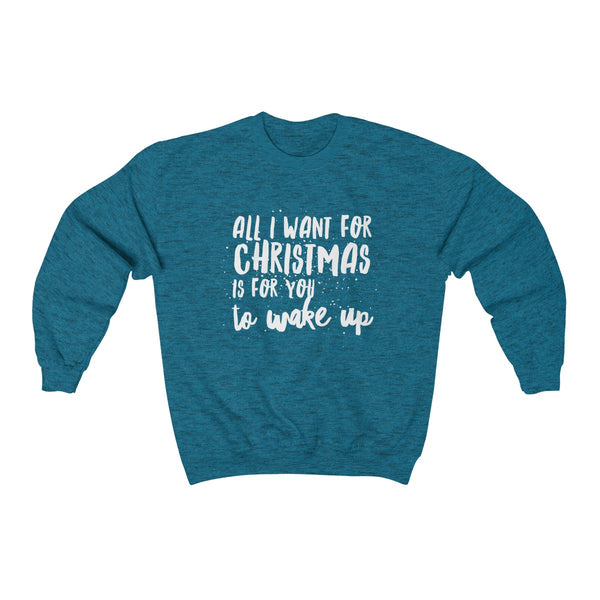 SWEATSHIRT + ALL I WANT