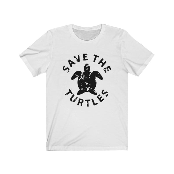 T-SHIRT + SAVE THE TURTLES