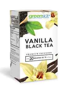 VANILLA BLACK TEA 20 BOLSITAS