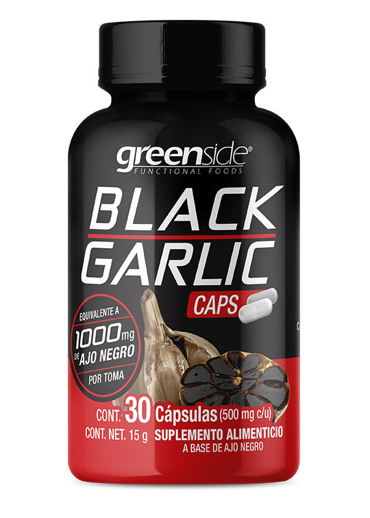 BLACK GARLIC 30 CAPS