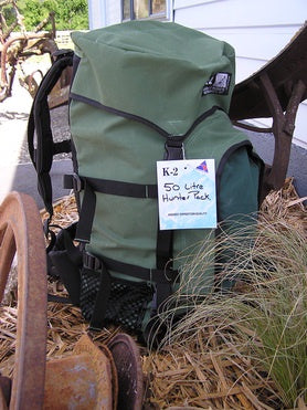 50 Litre Hunter Pack