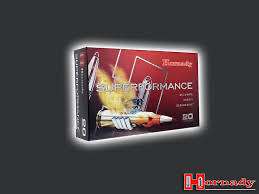 Hornady 280 Rem superperformance 139gr GMX