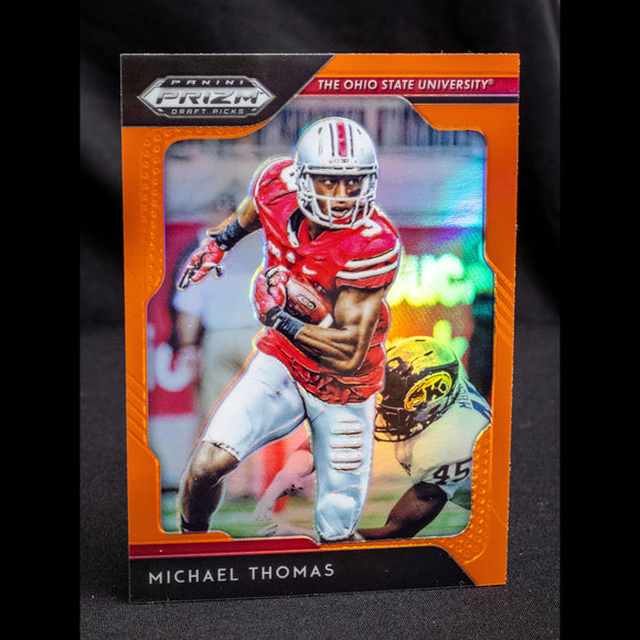 Michael Thomas Football Cards New Orleans Saints/Ohio State Buckeyes